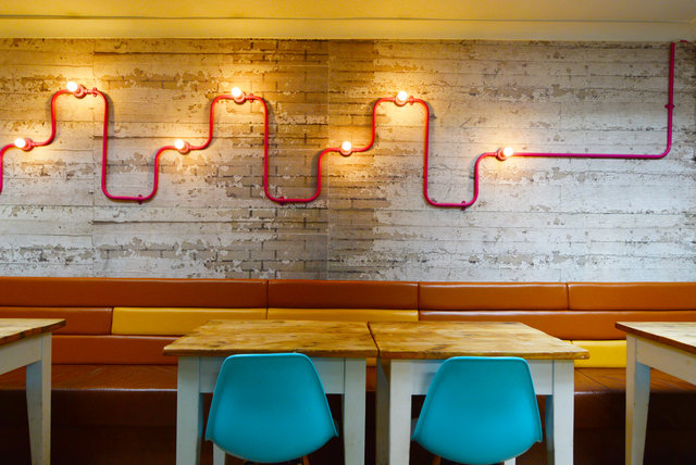 find a co-working space in Ben's Canteen SW18, London