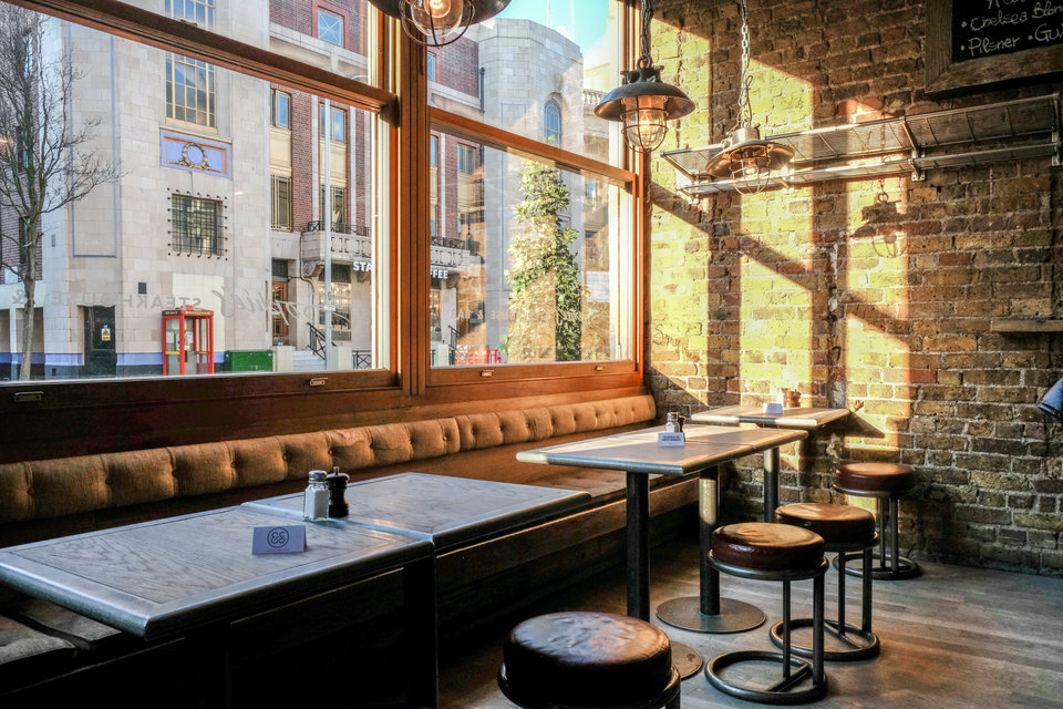 find a co-working space in South Kensington