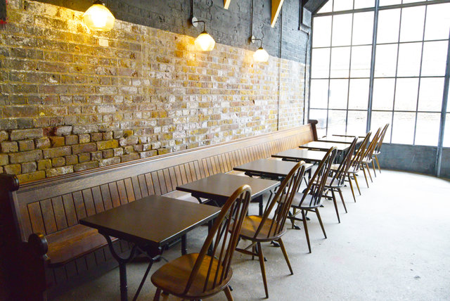 find a co-working space in Hackney Church Brew Co., London
