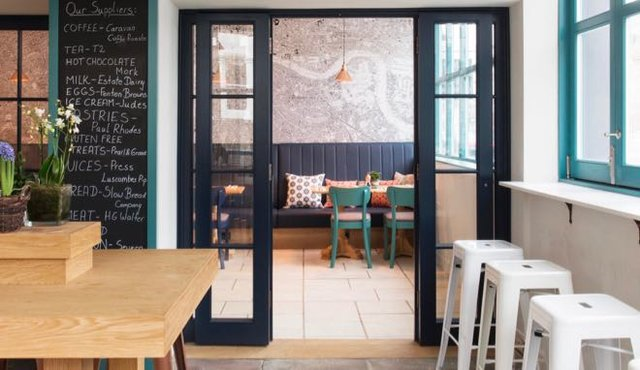 find a co-working space in The Corner House Brook Green, London